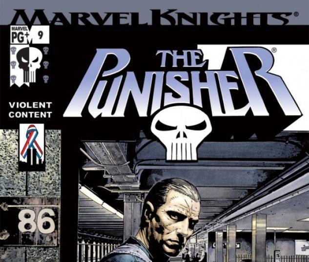 PUNISHER #9