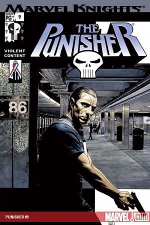 Punisher (2001) #9