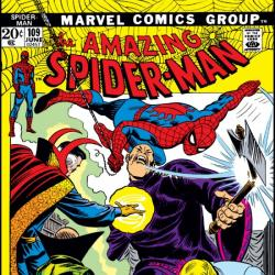AMAZING SPIDER-MAN #109