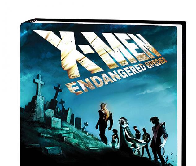 X-MEN: ENDANGERED SPECIES #0