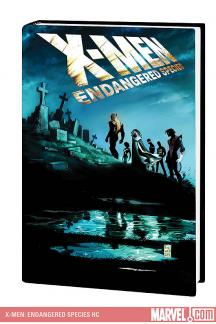 X-Men: Endangered Species (Hardcover)