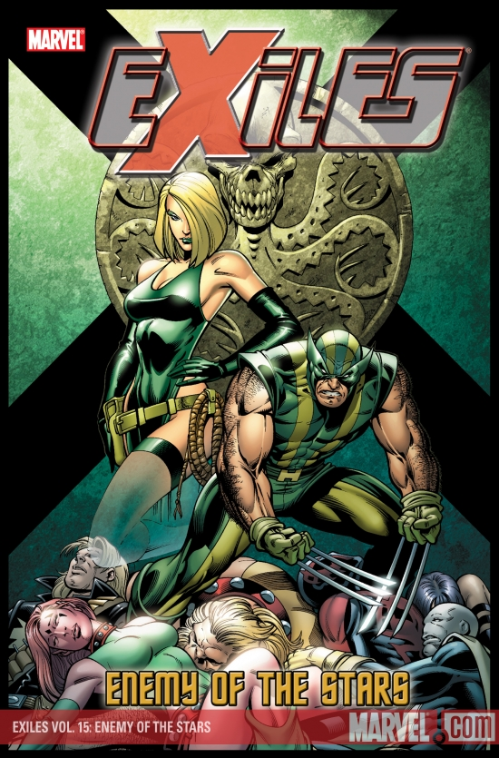 Exiles Vol. 15: Enemy of the Stars (Trade Paperback)
