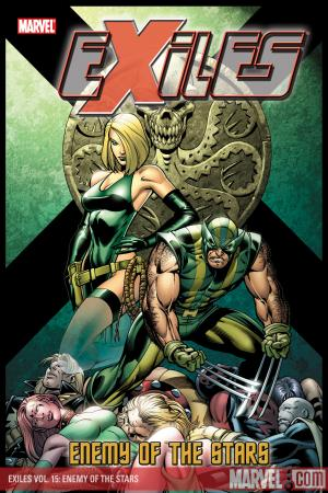 Exiles Vol. 15: Enemy of the Stars (2007)