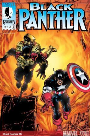 Black Panther (1998) #12