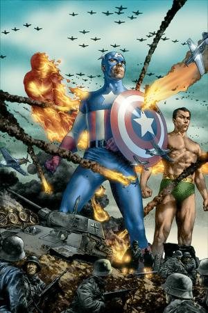 INVADERS CLASSIC VOL. 1 TPB (Trade Paperback)