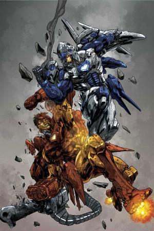 Iron Man: House of M #3
