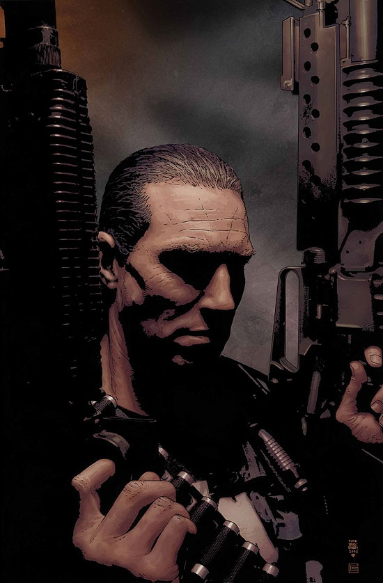 Punisher Max (2004) #21