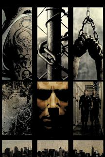 Punisher: The Cell #1