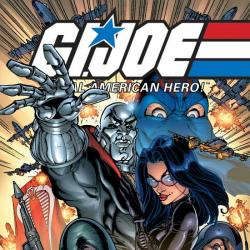 G.I. JOE VOL. II TPB COVER