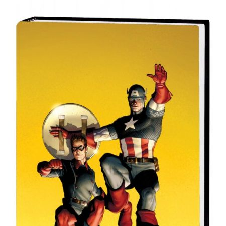 The Marvels Project: Birth of the Super Heroes (Hardcover)