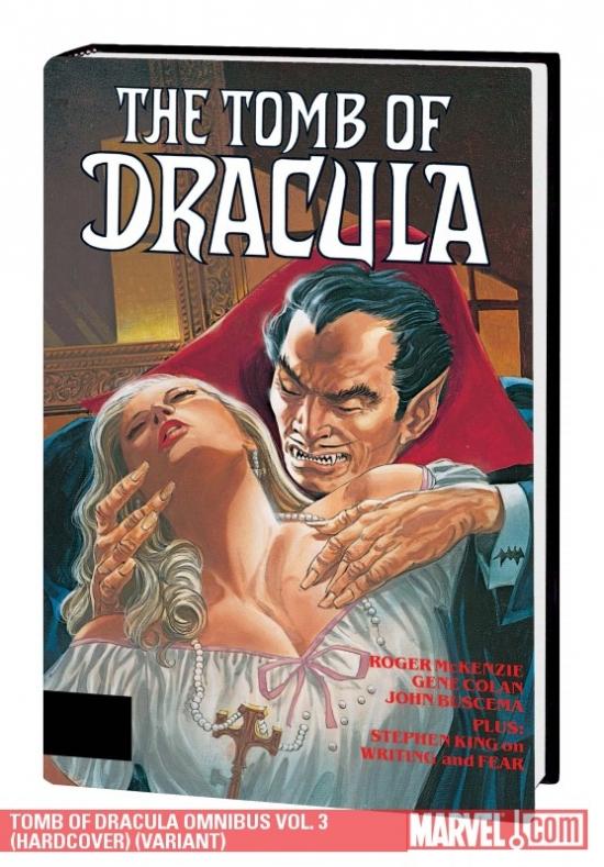 Tomb of Dracula Omnibus Vol. 3 (2010) (VARIANT)