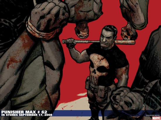 Punisher Max (2004) #62 Wallpaper