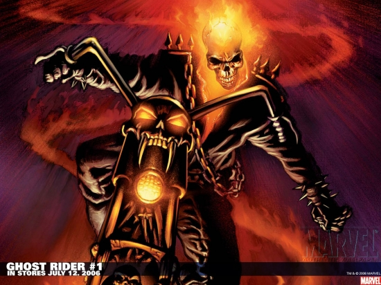 Ghost Rider (1973) #1 Wallpaper