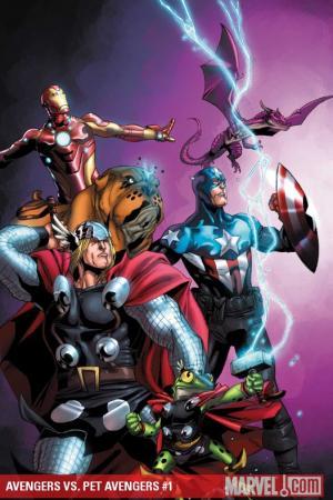 Avengers Vs. Pet Avengers (2010 - 2011)