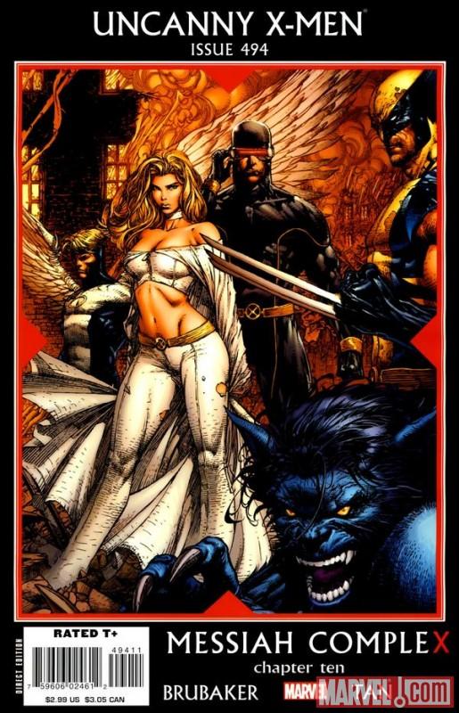 Uncanny X-Men (1963) #494 (VARIANT )