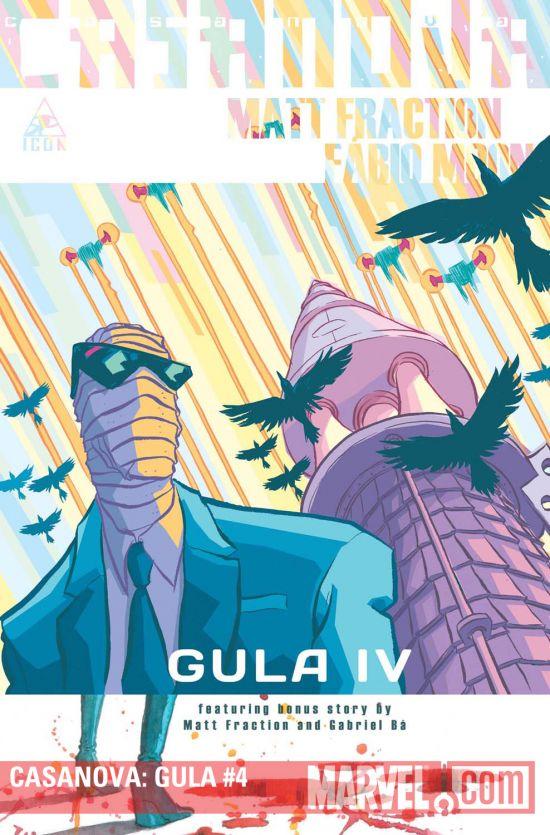 Casanova: Gula (2011) #4