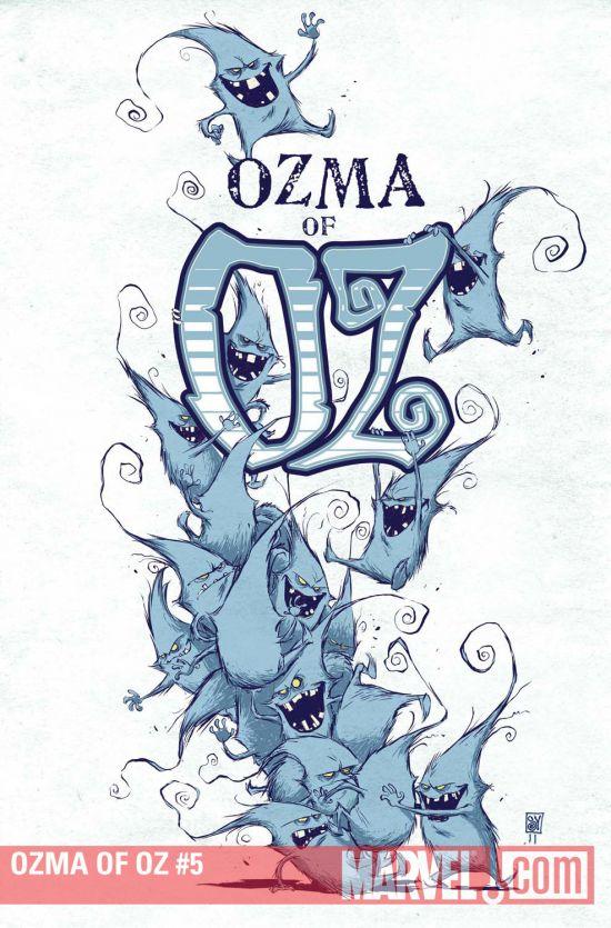 Ozma of Oz (2010) #5