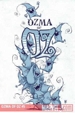Ozma of Oz #5