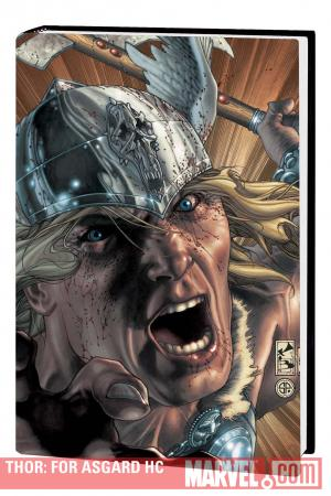 THOR: FOR ASGARD HC (Hardcover)