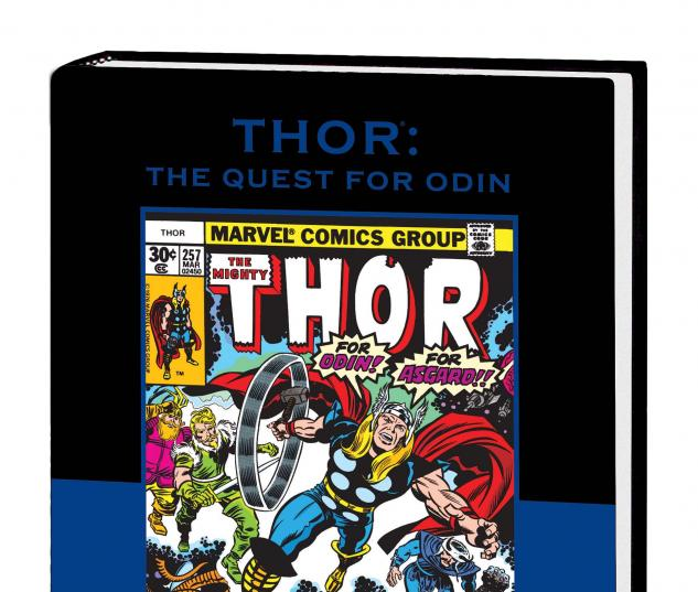 Thor: Quest for Odin Premiere HC DM Only