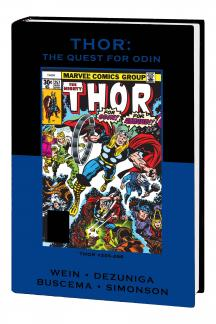 Thor: The Quest for Odin (DM Only) (Hardcover)