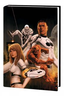 FF BY JONATHAN HICKMAN VOL. 1 (Hardcover)