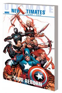 Ultimate Comics New Ultimates (Trade Paperback)