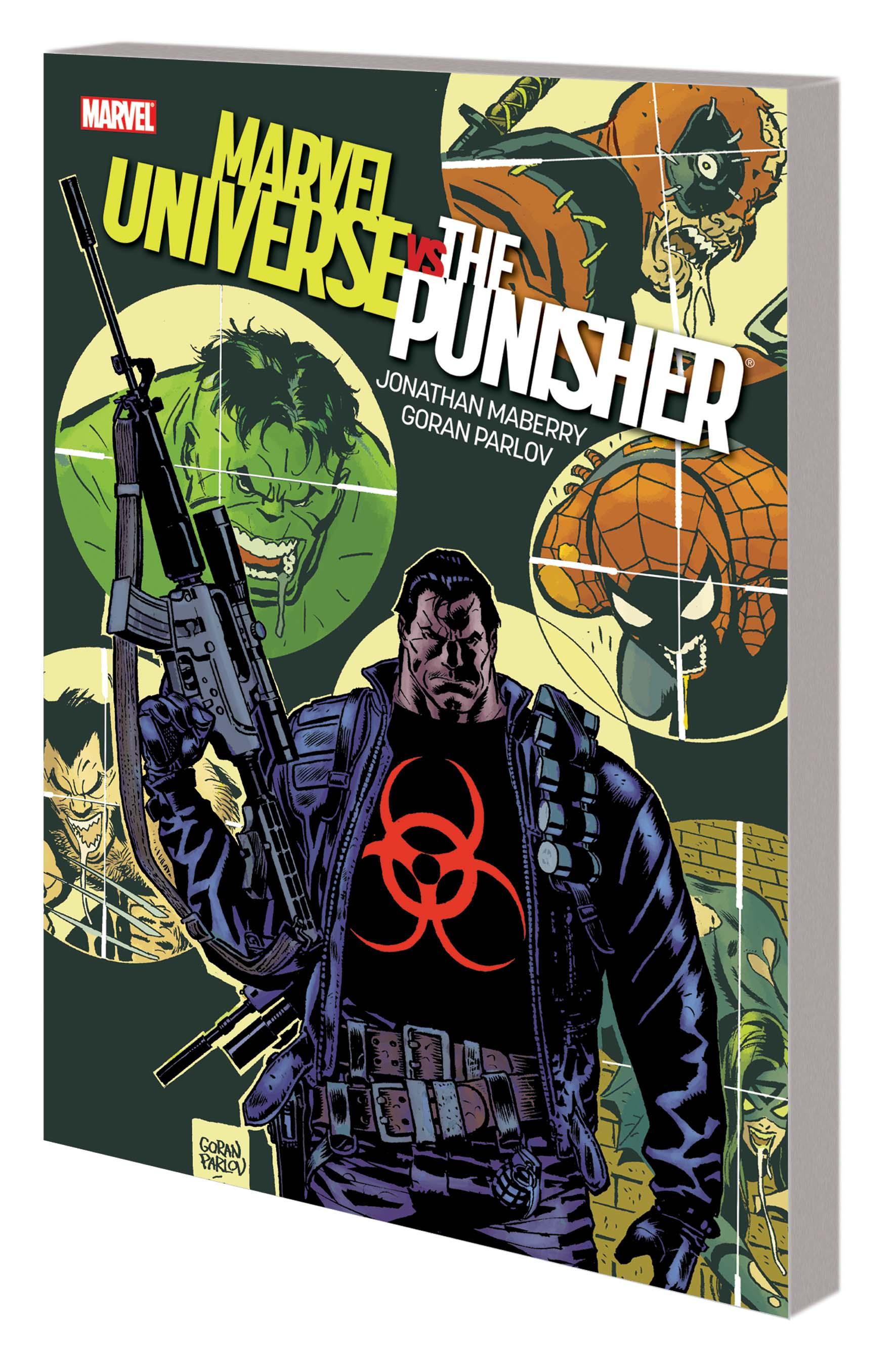 MARVEL UNIVERSE VS. THE PUNISHER TPB (Trade Paperback)