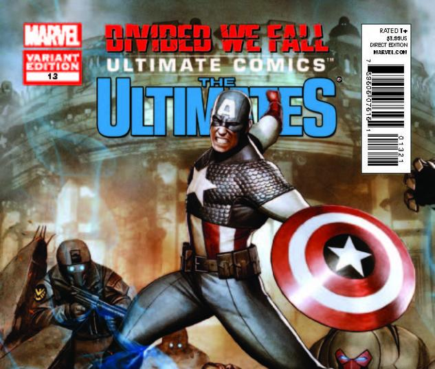 ULTIMATE COMICS ULTIMATES 13 GRANOV VARIANT (1 FOR 30, WITH DIGITAL CODE)