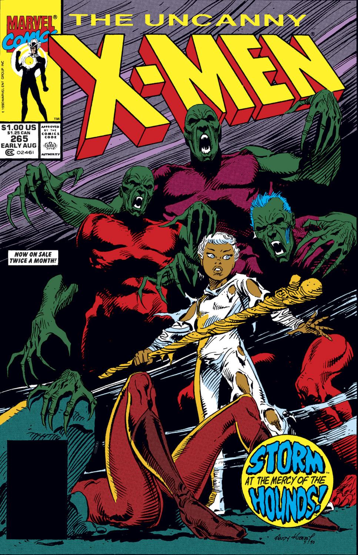 Uncanny X-Men (1963) #265