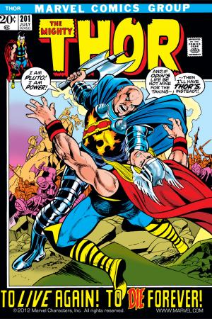 Thor (1966) #201