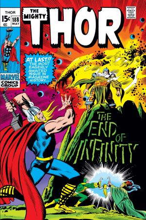 Thor (1966) #188