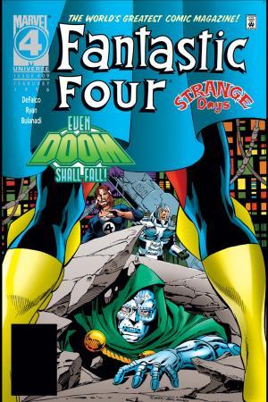 Fantastic Four #409