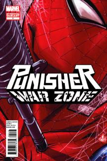 Punisher: War Zone (2012) #1 (2nd Printing Variant)