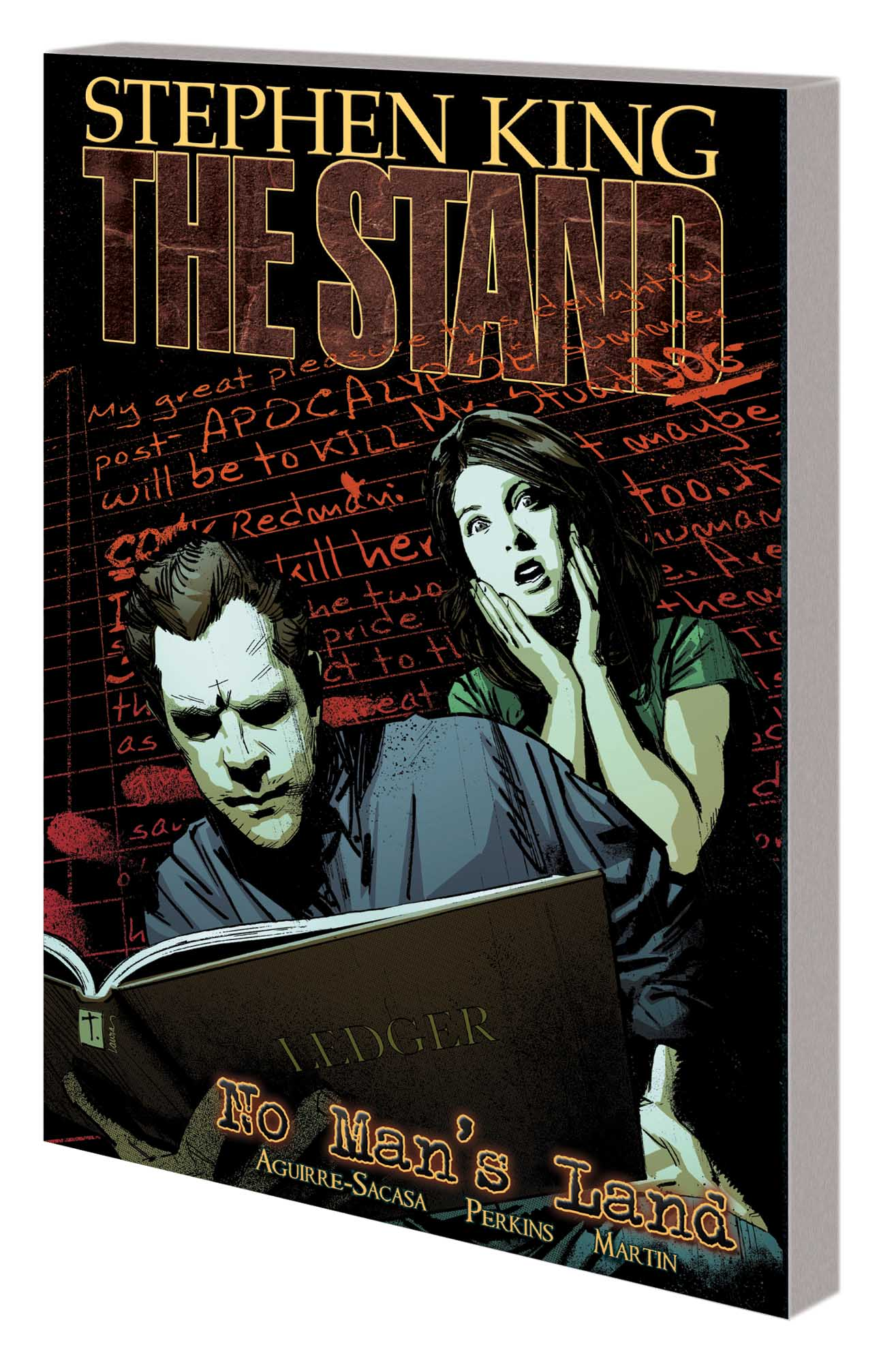 The Stand Vol. 5: No Man's Land (Trade Paperback)