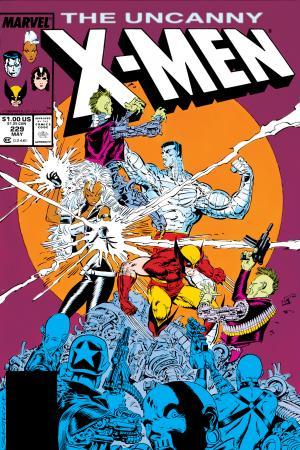 Uncanny X-Men (1963) #229