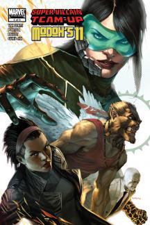 Super-Villain Team-Up/Modok's 11 #4