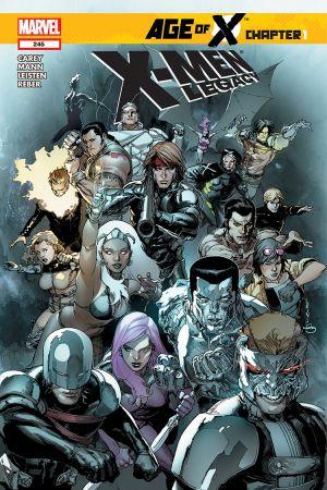 X-Men Legacy (2008) #245