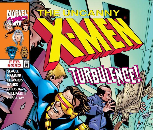 Uncanny X-Men (1963) #352 Cover