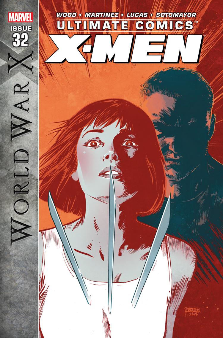 Ultimate Comics X-Men (2010) #32