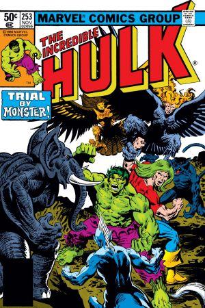 Incredible Hulk (1962) #253