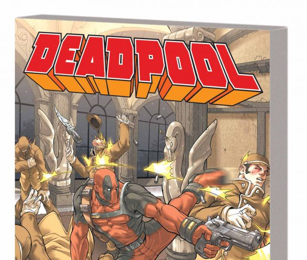 DEADPOOL CLASSIC VOL. 9 TPB