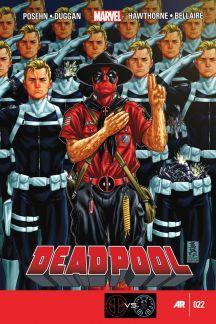 Deadpool (2012) #22