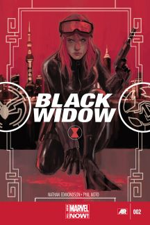 Black Widow (2014) #2