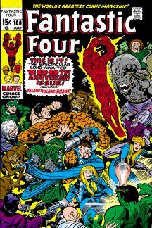 Fantastic Four (1961) #100