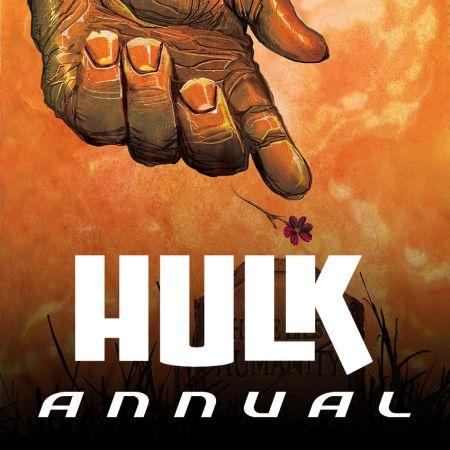 Hulk Annual (-2014)