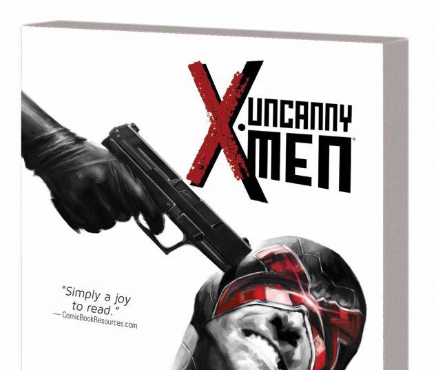UNCANNY X-MEN VOL. 3: THE GOOD, THE BAD, THE INHUMAN TPB (MARVEL NOW)