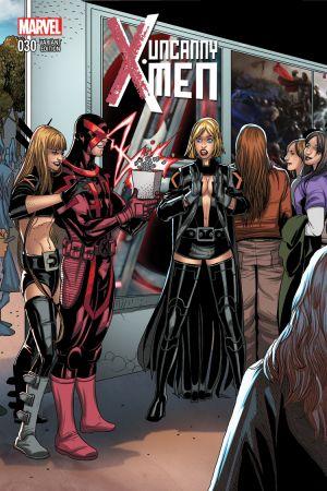Uncanny X-Men (2013) #30 (Larroca Welcome Home Variant)