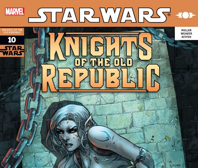 Star Wars: Knights Of The Old Republic (2006) #10