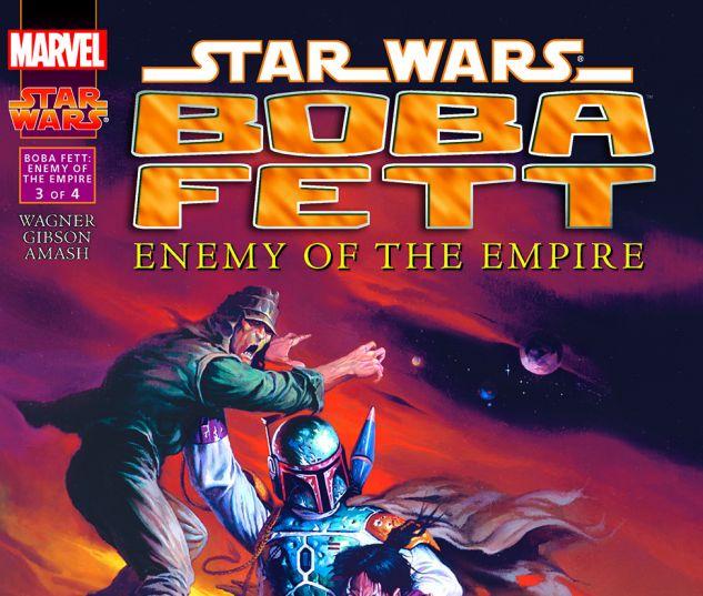Star Wars: Boba Fett - Enemy Of The Empire (1999) #3